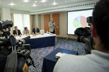 II Encuentro Anual con Medios de Comunicación